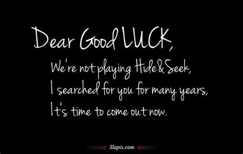 30+ Excellent Good Luck Quotes  Unique Viral