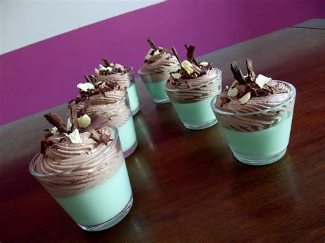 after eight pudding