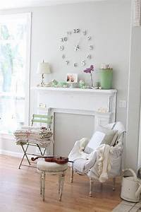 Shabby And Chic : 50 resourceful and classy shabby chic living rooms ~ Markanthonyermac.com Haus und Dekorationen
