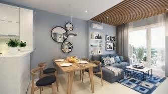 Small Apartment : Doing Interior Design For Small Apartments-safe Home