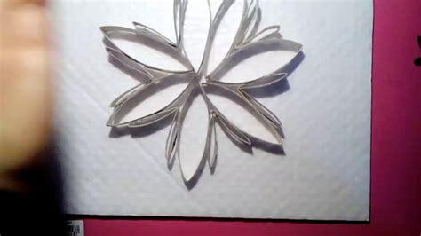 comment r 233 aliser une fleur en rouleau de papier toilette