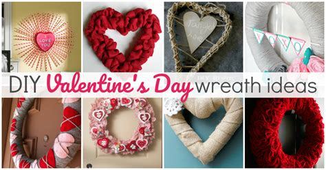14 Diy Valentine's Day Wreath Ideas Home Depot Sinks And Cabinets Office File Wood Design Your Exterior Small Living Room Color Ideas For The Modern Country Repair Cabinet Colors