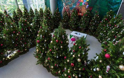 Santa's Shaped Christmas Tree Farm