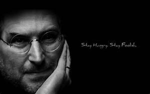 Stay hungry, stay foolish | BrandsAndPeople