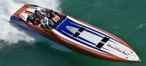 Nor Tech Hi Performance Boats In North Fort Myers by Inside Sotw Mag Best Boat Yet