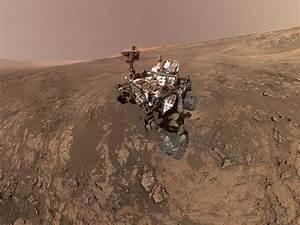 Curiosity : une photo panoramique pour sa sixième année ...