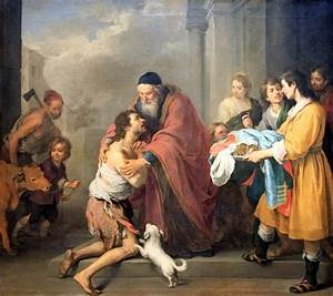 Murillo's The Return Of The Prodigal Son Photograph by ...