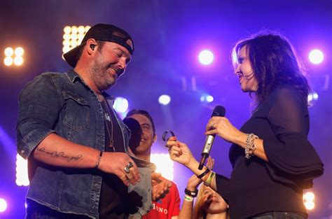 Lee Brice Gives Silverado To Military Widow