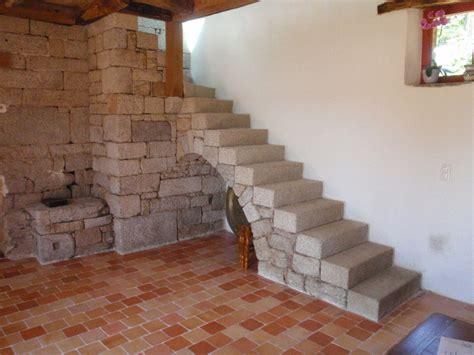 construction d un escalier en quimper finist 232 re bretagne