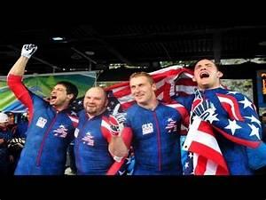 2010 Men's Bobsled Gold Medal Moment: Driver Steve Holcomb ...