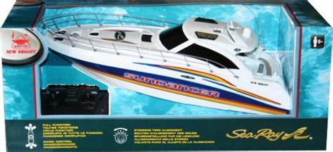 New Bright 18 Sea Ray Boat by New Bright 18 Quot R C F F Sea Ray Boat Toys Games Toys Remote
