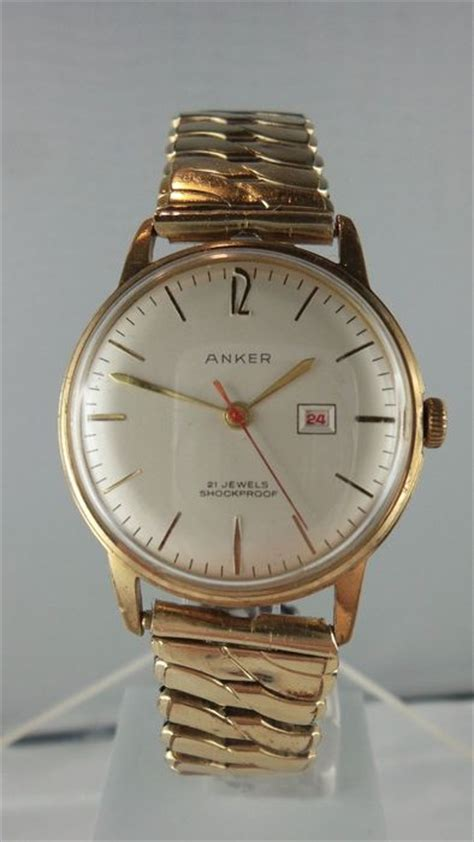 Anker Verify by Anker Mens Watch From The 80s Catawiki
