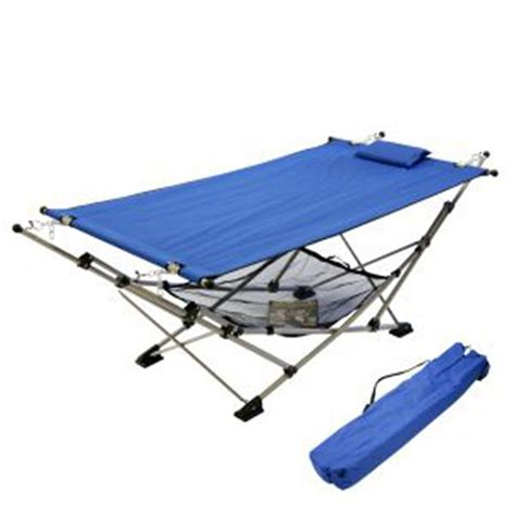 algoma folding hammock and stand 180741 patio