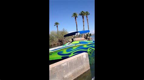 Boating Accident At Lake Havasu by Boat Crash Lake Havasu Funnycat Tv