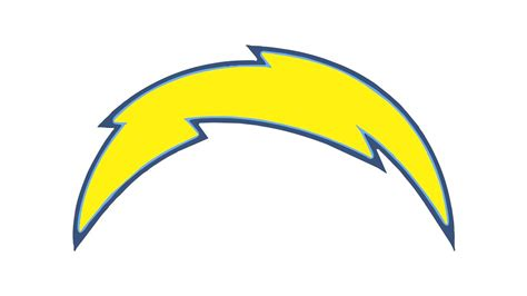 How To Draw The San Diego Chargers Logo (nfl)