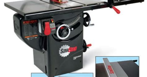 sawstop 1 75 hp professional cabinet saw features 120 volt power access cabinets
