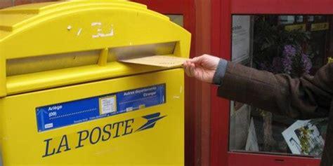 la lettre en ligne de la poste vrai service ou fausse innovation
