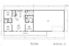 Metal Shop With Living Quarters Floor Plans by 1000 Ideas About Metal Homes Plans On Metal