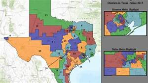 Plaintiffs Want Texas Congressional Districts Redrawn for ...