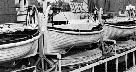 Titanic Collapsible Boat A by Facts From The Depths Rms Titanic Worldation