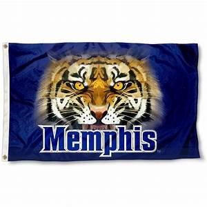 Memphis Tiger Eye Flag and Flags for Memphis Tigers