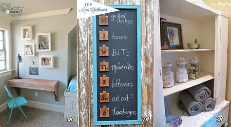 + Unbelievably Cheap But Awesome Diy Home Decor Projects