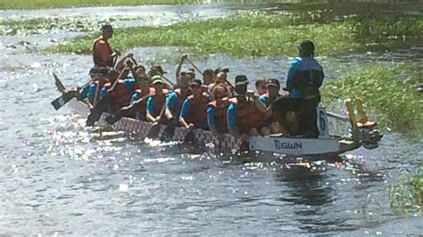 Dragon Boat Festival 2017 Orlando by Racers Engage In Fiery Competition At Orlando