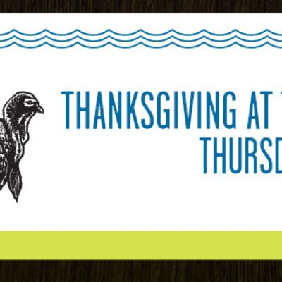 Boathouse Thanksgiving by Enjoy Thanksgiving Dinner With The Boathouse At Rocketts