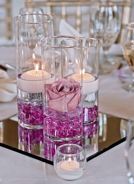 le vase en verre droit cylindrique haut 25 cm luxe d 233 coration de table