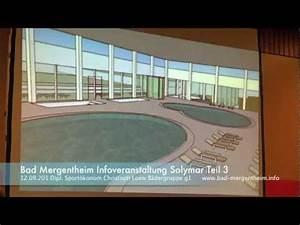 Fenster Bad Mergentheim : infoveranstaltung solymar der stadt bad mergentheim teil 3 youtube ~ Markanthonyermac.com Haus und Dekorationen