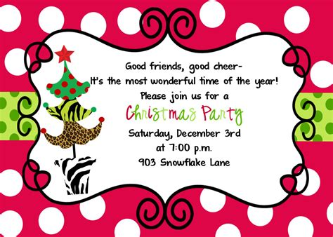 How To Create Best Christmas Holiday Invitations Christmas Party Evite Disney Very Merry Tickets Tops Tesco Group Games For Adults Fun Game Non Alcoholic Drinks Parties Pinterest
