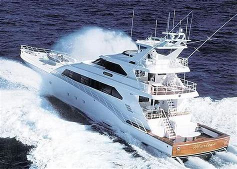 Biggest Fishing Boat In The World by Whats The Largest Sport Fishing Boat Made The Hull