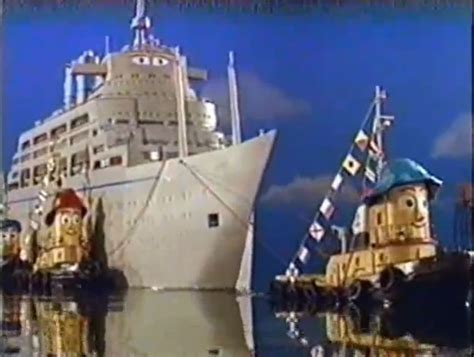 Theodore Tugboat Queen Stephanie by R Boat And The Queen Theodore Tugboat Wiki