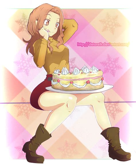 eat the cake anime mimi a cake by detoreik on deviantart