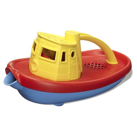 Toy Boats by Recycled Tug Boat Bath Toy Rmg Shop