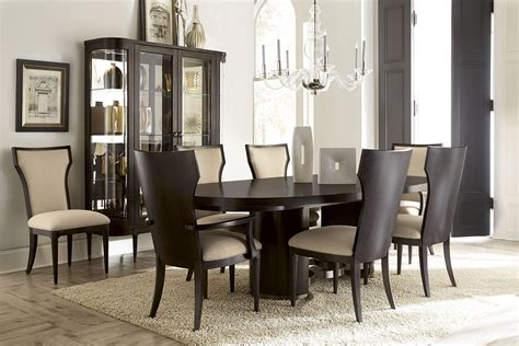 greenpoint oval dining room set from 214223 2304