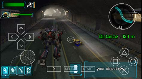 Transformers The Game Psp Iso Free Download