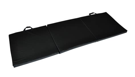 tapis de gymnastique pliable noir magasin en ligne gonser