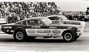 1965 Ford Mustang Holman Rice Drag Race Photo u328-Y9GT89 ...