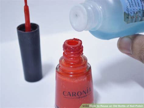 6 Ways To Reuse An Old Bottle Of Nail Polish