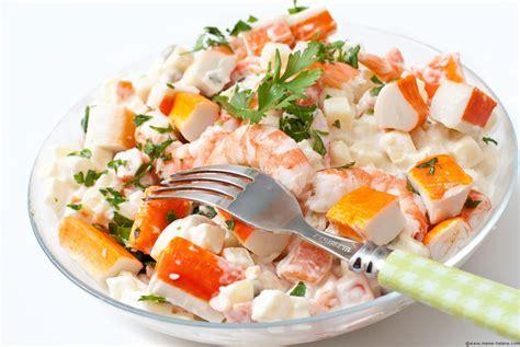 salade de surimi m 233 m 233 h 233 l 232 ne