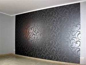 Maler Ideen Wohnzimmer : individuelle gestaltungen maler dresden malermeister wemcken ~ Markanthonyermac.com Haus und Dekorationen