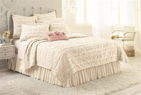 conrad launches kohl s bedding collection covered in ruffles bows flowers drjays