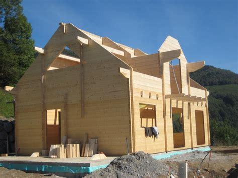 maison en bois quels sont ses avantages et ses inconv 233 nients habitatpresto