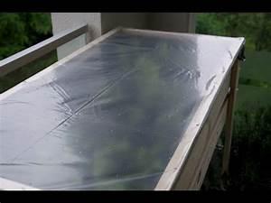 Tisch Selber Machen : tisch hochbeet abdeckung selber machen einkauftipps balkon garten youtube ~ Markanthonyermac.com Haus und Dekorationen