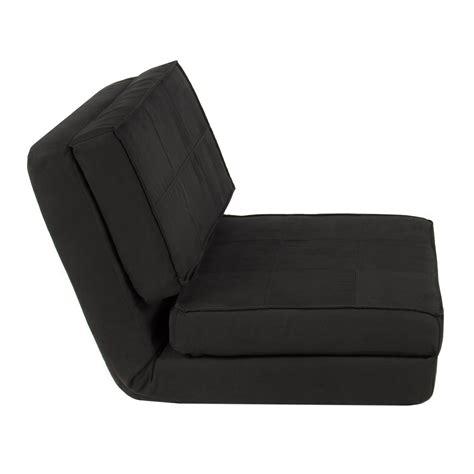 fold chair flip out lounger convertible sleeper bed guest
