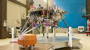 NASA's InSight lander completes thermal vacuum testing ...