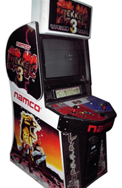tekken 3 videogame by namco