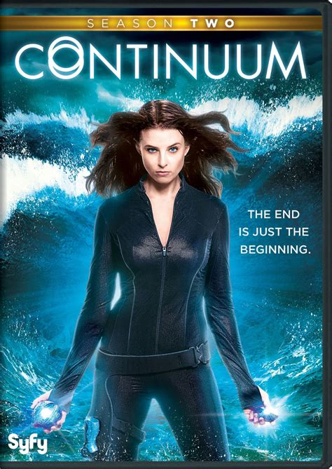 Continuum Dvd Release Date