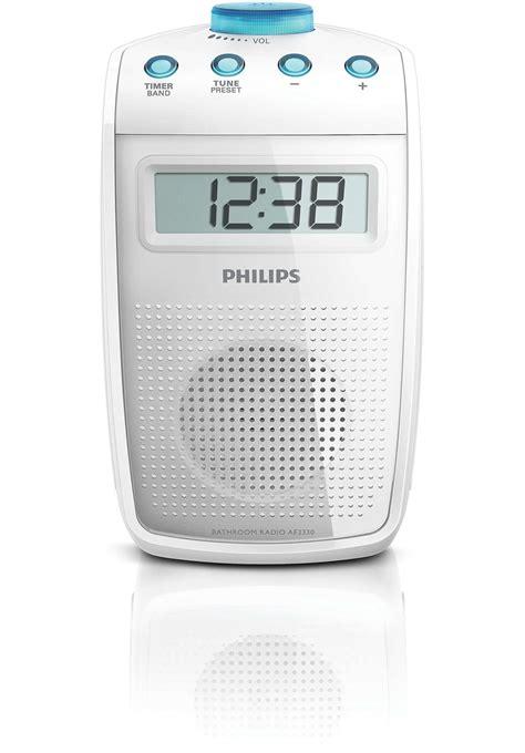 radio de salle de bains ae2330 00 philips